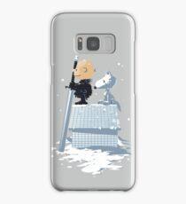 WINTER PEANUTS Samsung Galaxy Case/Skin
