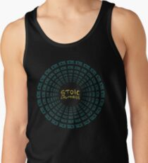Stoic Calmness - Find Your Calm - Resist Anger Tank Top