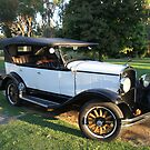 """My new love....""""Doreen"""" the 1929 DeSoto by Nick Hunt"""