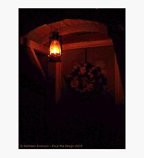 Lantern Photographic Print