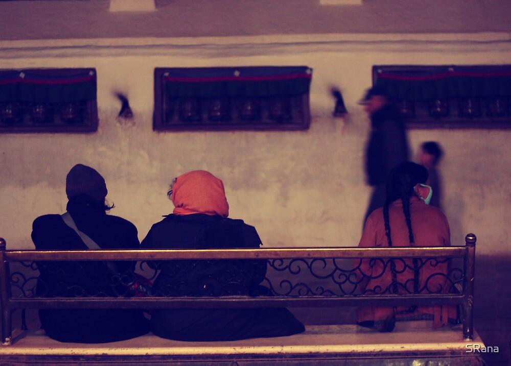 chilli winter evening by SRana