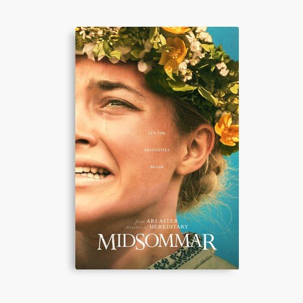 Midsommar Canvas Print