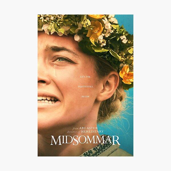 Midsommar Photographic Print