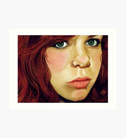 Painter SP Art Print