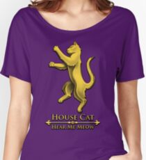 House Cat Women's Relaxed Fit T-Shirt