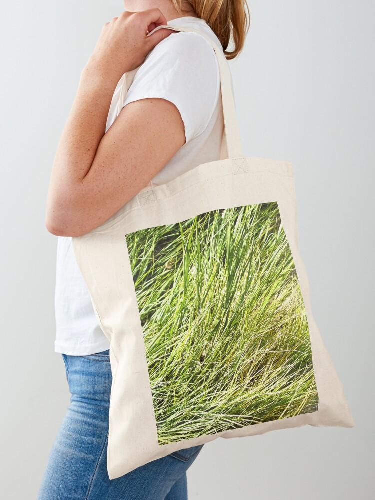 Tallgrass Camo Tote Bag