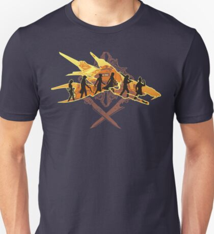 THE TWO SWORDS T-Shirt