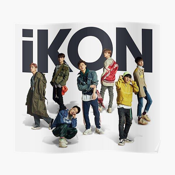 iKon Poster