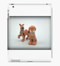 Scooby & Shaggy Doo  iPad Case/Skin
