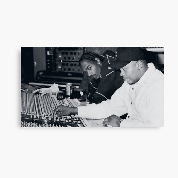 dr. dre snoop dogg Canvas Print