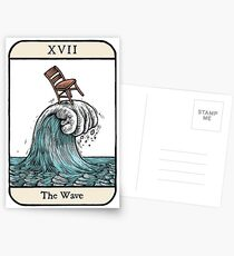 The Wave Postcards