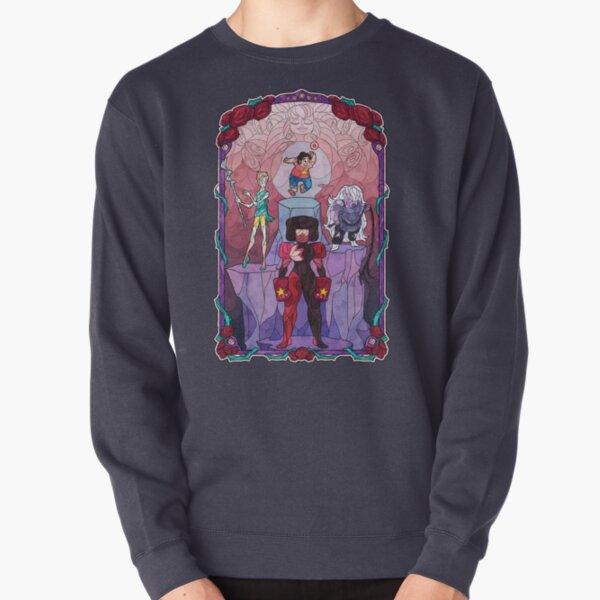 The Crystal Gems Pullover Sweatshirt