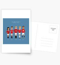 Legend 7 Postcards