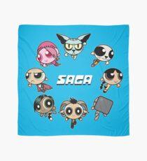 Saga Puffs Parody Scarf