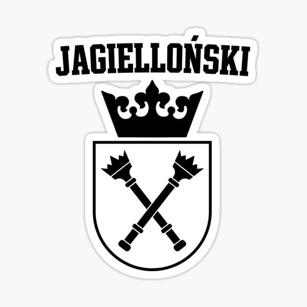 Uniwersytet Jagielloński w Krakowie, Jagiellonian University in Kraków Sticker