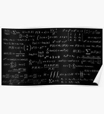 Formulae Poster