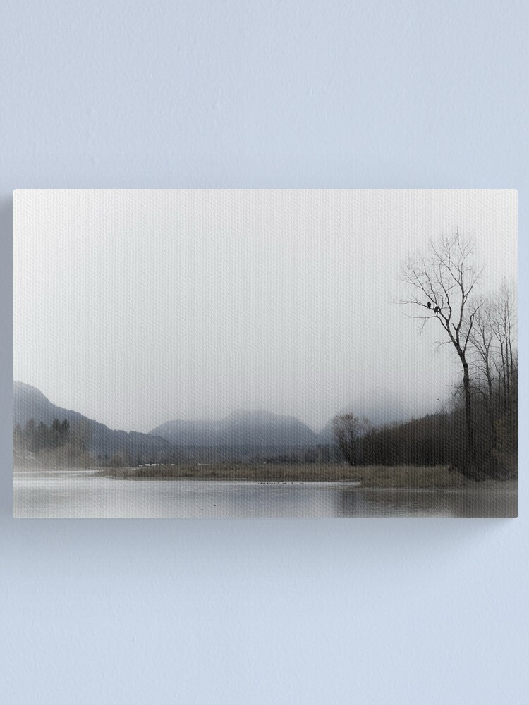Alternate view of Solitude Canvas Print