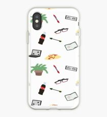 Just Olicity Things pattern iPhone Case