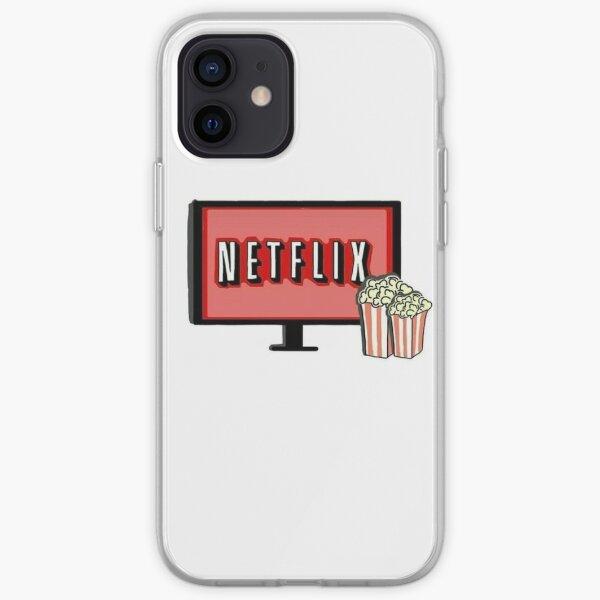 Fernsehen und Popcorn? iPhone Flexible Hülle