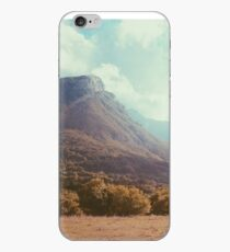 Mountains in the background V iPhone Case