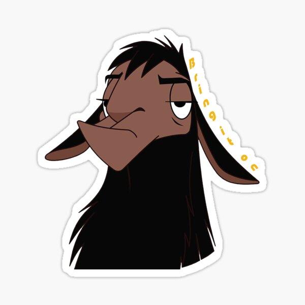 Kuzco Sticker