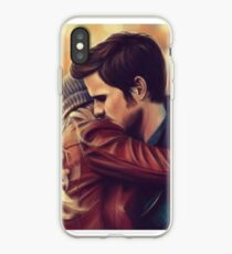 You put your arms around me iPhone Case