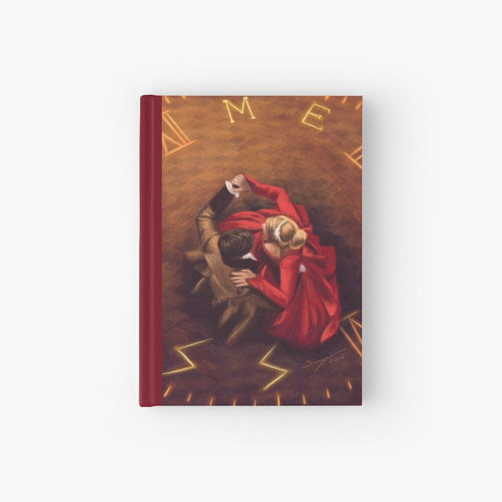 We Are Timeless Hardcover Journal