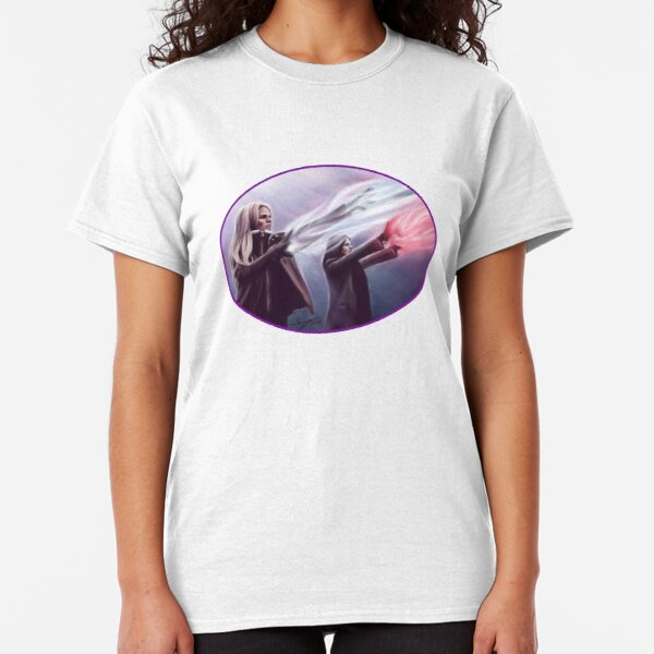 The Savior and the Evil Queen Classic T-Shirt