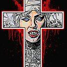 Braut von Dracula von American  Artist