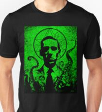 H. P. Lovecraft Unisex T-Shirt
