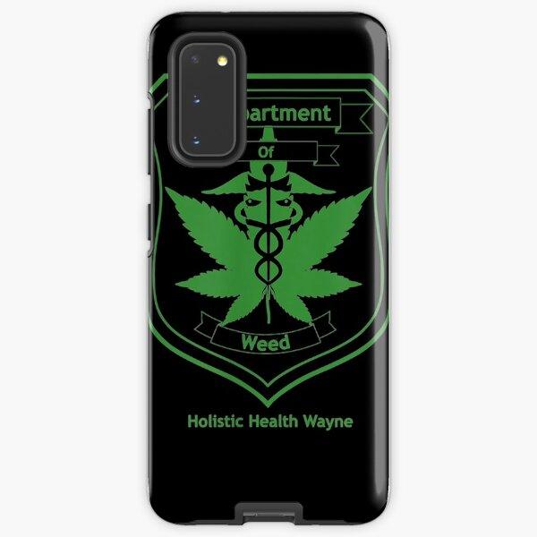 holistic health ikc t shirt Samsung Galaxy Tough Case