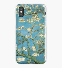 Vincent van Gogh, Blossoming Almond Tree iPhone Case