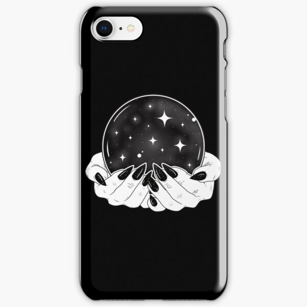 Crystal Ball - Witch Hands iPhone Snap Case