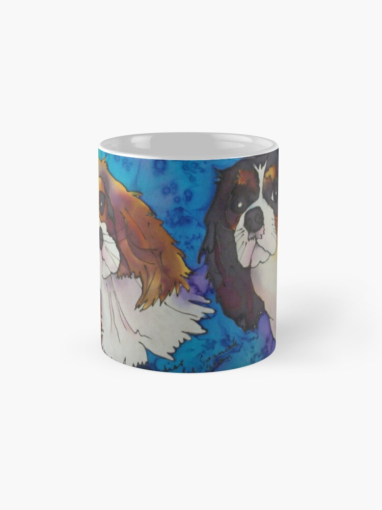 Alternate view of Cavalier King Charles Spaniels Mug