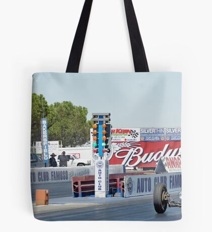 Let's Drag!  Fomosa Raceway USA; Lei Hedger Photography All Rights Reserved Tote Bag