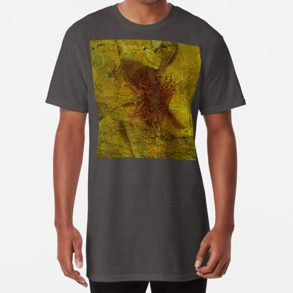 Floral Symbiosis 5 Long T-Shirt