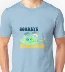 goodbye moon men- Rick and Morty T-Shirt