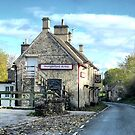 The Hungerford Arms by Larry Davis