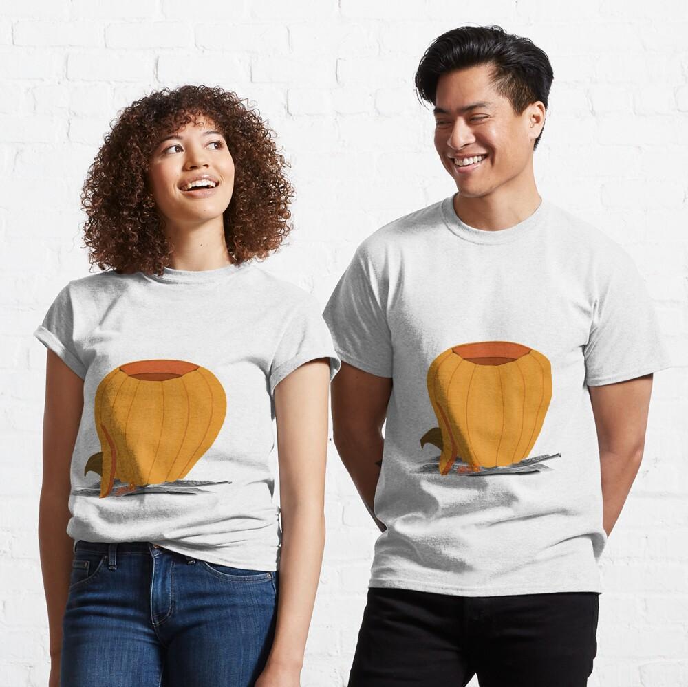 Carving a Pumpkin Classic T-Shirt