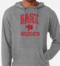 East High School Wildcats (Variant) Lightweight Hoodie