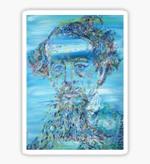 CHARLES DICKENS Sticker