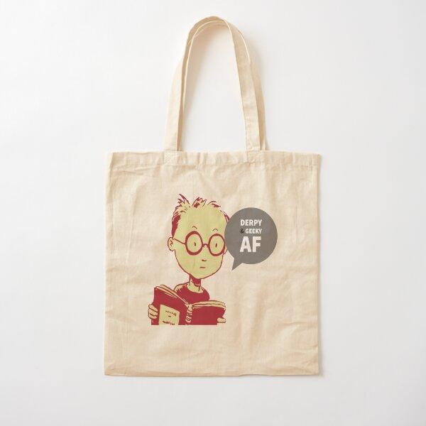 Pure Derp Proud Fun & Crazy Cotton Tote Bag