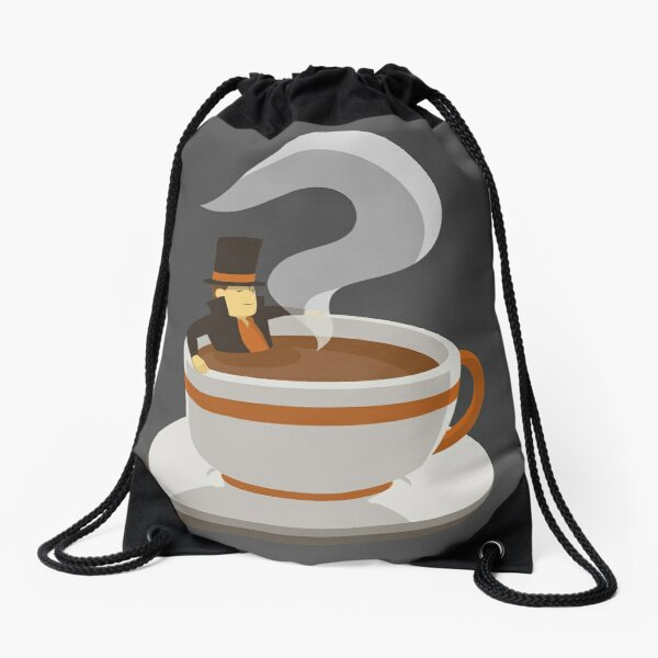 Mystery Tea Drawstring Bag