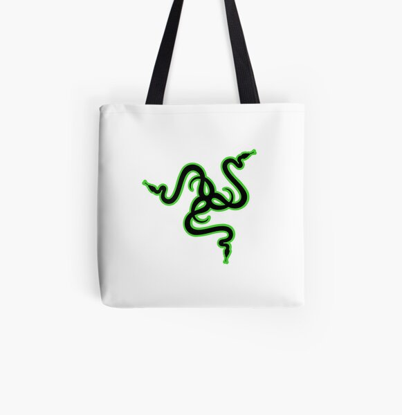 Razer Shop All Over Print Tote Bag