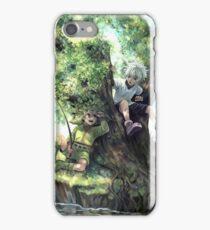 Hunter X Hunter - Gon and Killua iPhone Case/Skin