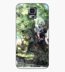 Hunter X Hunter - Gon and Killua Case/Skin for Samsung Galaxy
