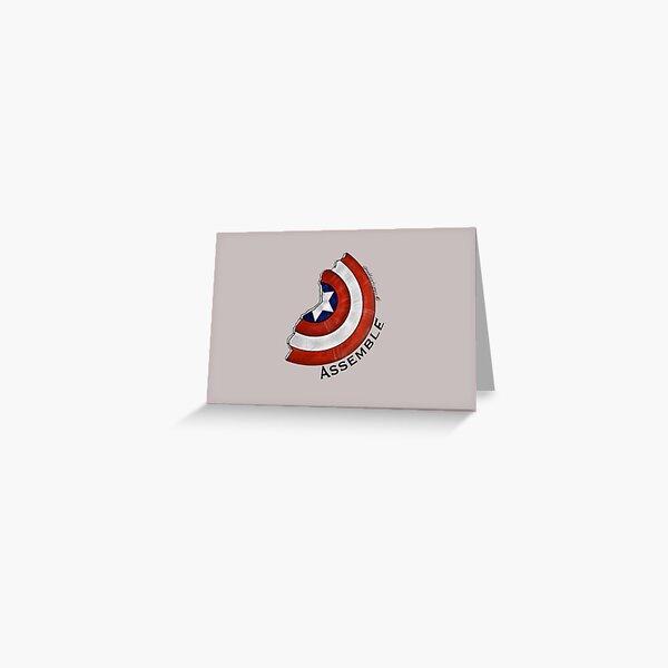 assembler Carte de vœux