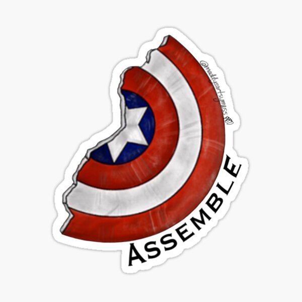 assemble Sticker