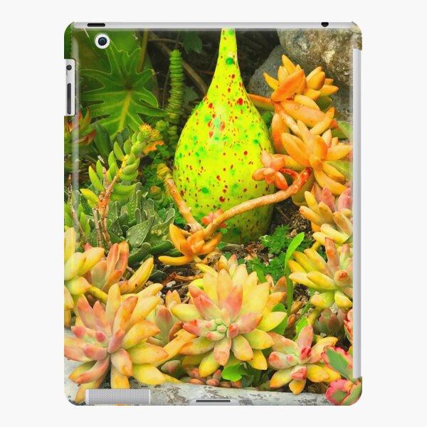 Contemporary, Colorful Succulents in Vintage Clay Pot iPad Snap Case