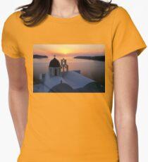 Golden Santorini T-Shirt